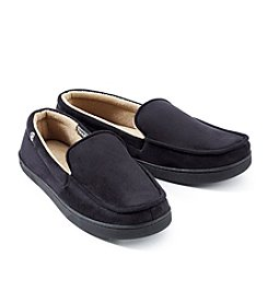 Isotoner Signature® Men's Microsuede Thinsulate Moccasins
