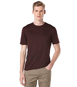 Perry Ellis® Men's Short Sleeve Luxe Crewneck Tee