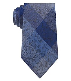 John Bartlett Statements Men's Gingham Vine Tie