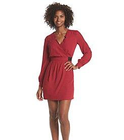 XOXO® Wrap Dress