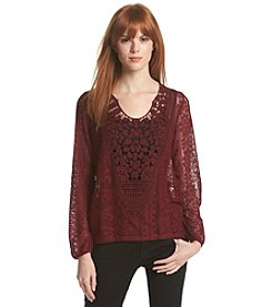 Eyeshadow® Lace Top