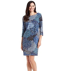 Prelude® Peacock Print Dress