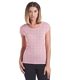 MICHAEL Michael Kors® Perrin Dot Elliptical Top
