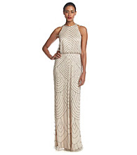 Adrianna Papell® Beaded Gown