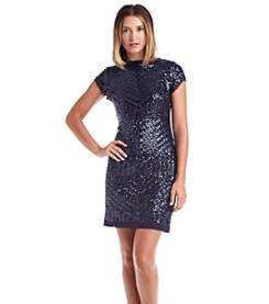 Vince Camuto® Sequin Dress