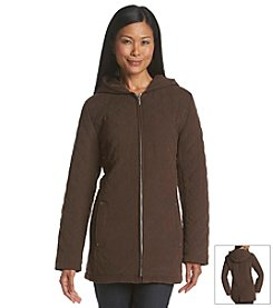 Breckenridge® Long Quilt Coat