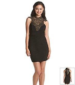 Emerald Sundae® Lace Bandage Dress