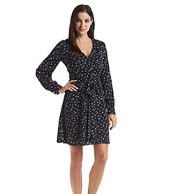 Adrianna Papell® Printed Wrap Dress