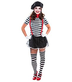 Mime Adult Costume