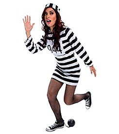 Prisoner Dress Adult Costume