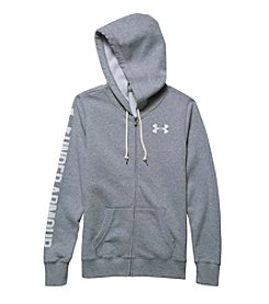 Under Armour® Fleece Logo Hoodie