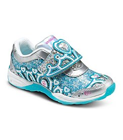 Disney™ Frozen Eternal Winter Crowned Sneakers by Stride Rite® Girls