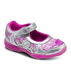 Disney™ Frozen Crystal Snowflake Mary Jane Sneakers by Stride Rite® Girls