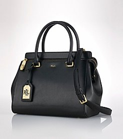 Lauren Ralph Lauren Whitby Convertible Satchel