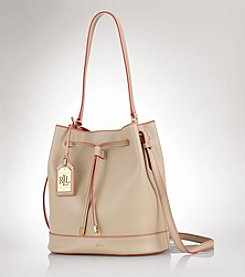 Lauren Ralph Lauren Crawley Drawstring Bag