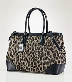 Lauren Ralph Lauren Fairfield City Tote
