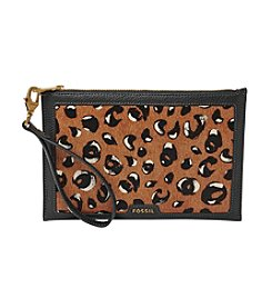 Fossil® Large Zip Clutch