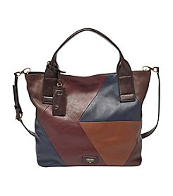 Fossil® Emerson Patchwork Satchel