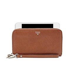 Fossil® Sydney Zip Phone Wallet