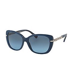 COACH HANGTAG ACETATE SQUARE SUNGLASSES