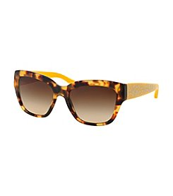 COACH SIGNATURE SPRAY BUTTERFLY SUNGLASSES
