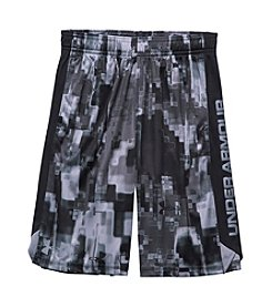 Under Armour® Boys' 8-20 Printed Eliminator Shorts