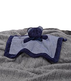 Ralph Lauren® Baby Boys Plush Bear Blanket
