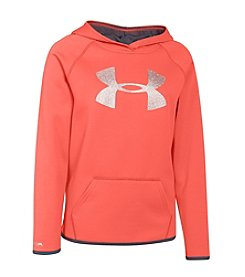 Under Armour® Girls' 7-16 Big Logo Hoodie