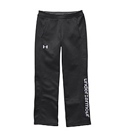 Under Armour® Girls' 7-16 Solid Logo Pants