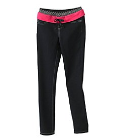 Squeeze® Girls' 2T-14 Comfort Waistband Pants
