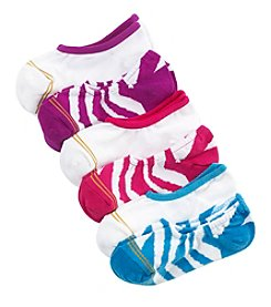 GOLD TOE® Girls' 6-Pk. Flat Ballet Socks