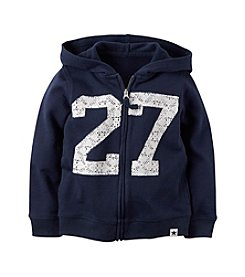 Carter's® Girls' 4-6X French Terry Hoodie
