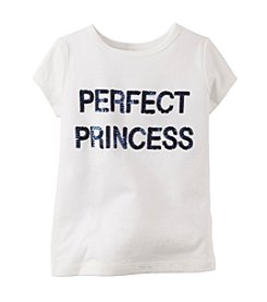 Carter's® Girls' 2T-6X Perfect Princess Tee