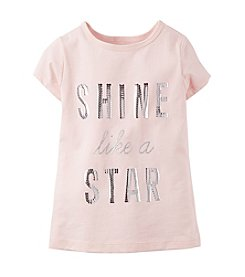Carter's ® Girls' 2T-6X Like A Star Tee