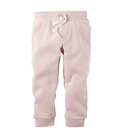 Carter's® Girls' 2T-6X French Terry Pants