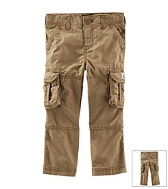 OshKosh B'Gosh® Boys' 2T-7X Straight Fit Cargos