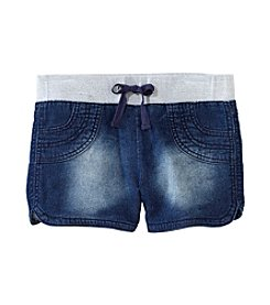 Squeeze® Girls' 7-16 Knit Waistband Shorts