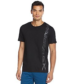 Calvin Klein Performance Short Sleeve Geometric Side Tee