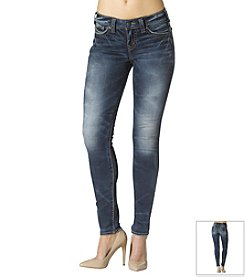 Silver Jeans Co. Suki Mid Super Skinny Jeans