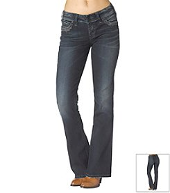 Silver Jeans Co. Suki Mid Bootcut Jeans