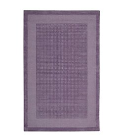 Nourison Westport Purple Area Rug