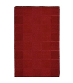 Nourison Westport Red Area Rug