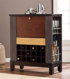 Southern Enterprises Davison Wine Cabinet