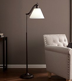 Southern Enterprises OttLite Danbury Task Floor Lamp
