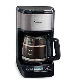 Capresso® 5-cup Programmable Coffeemaker