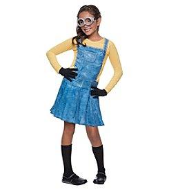 Universal Studios® Minions Movie: Female Minion Child Costume