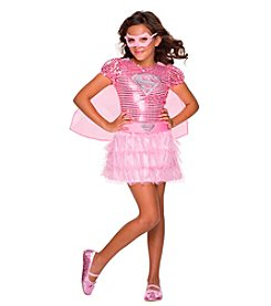 DC Comics® Supergirl Pink Child Costume