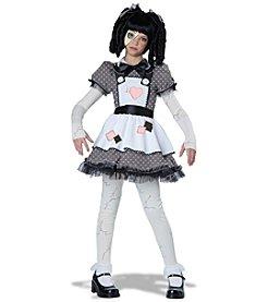 Haunted Doll Child Costume