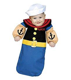 Popeye Bunting Costume