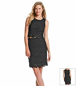 A. Byer Two Piece Dress